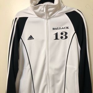 NEW 2010 OFFICIAL WORLD CUP BALLACK JACKET SIZE XL